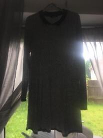 Unworn grey dress
