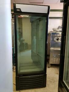 USED Commercial Glass Door Freezers For Sale