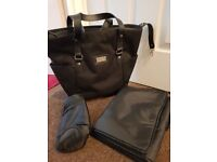 Silvercross tote changing bag rrp£85