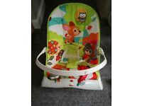 Fisher Price Woodland Animals Bouncer