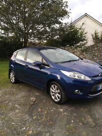 Lovely little car with very low mileage for year