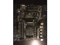 Gigabyte GA‑970A‑DS3P - ATX Motherboard