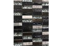 Mosaic tiles £6.99, EGYPT BLACK
