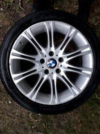 BMW wheel very good condtion
