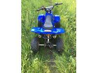 Quad bike 110 cc £400 Ono