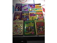 Childrens book collection - Jacqueline Wilson