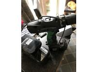 Hitachi drill with charger