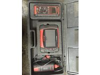Snap on verdict code reader with docking station multi diagnostic