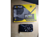 Zotac GEFORCE 1060 3GB