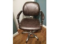 4 x salon chairs