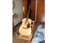 For Sale - Fender CD140s Acoustic Guitar