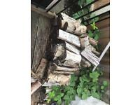 Fire wood free to collector