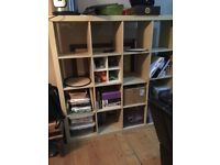 Ikea expedite 4x4 shelf 150 x 150cm for sale