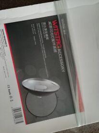 Godox Wistro Beauty Dish with Grid AD-S3. New, cheap.
