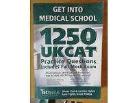 UKCAT practice question books