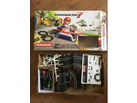 Mario Kart 7 scalextric style race track