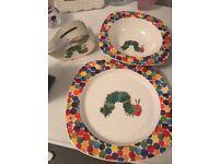 Hungry caterpillar set