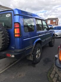 Td5 landrover discovery