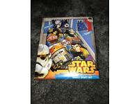 Star Wars single bed cover