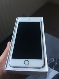 White IPhone 6s+ EE