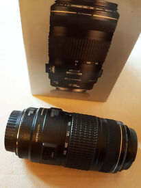 Canon EF 70-300mm F/4-5.6 IS USM Lens - local collection only