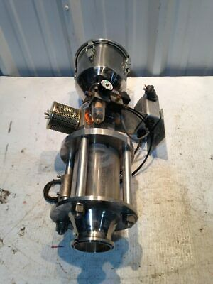 Kawata Plastic Resinpellet Conveying Machine Vacuum Auto Loaderhopper