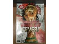 England's World Cup fever dvd boxset