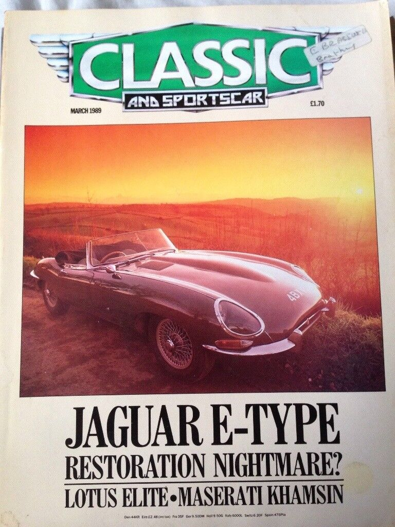 APPROX 100 CLASSIC CAR MAGAZINES   in Chorlton, Manchester   Gumtree