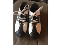 Adidas boys golf shoes size 5