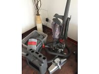Kirby Sentria vacuum cleaner with shampooer and other attachments