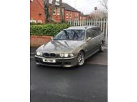 BMW 528i SE Touring M5 Replica E39 Modified