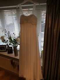 Brand new wedding dress size 14