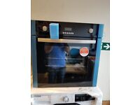 New Baumatic HOF605SS Single Built In Electric Oven 60cm