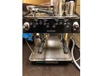 Expobar G10 2 Group Coffee Machine & Fracino Coffee Grinder