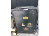 Antique collectable safe