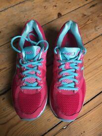 Size 6.5, Women's Asics running shoes