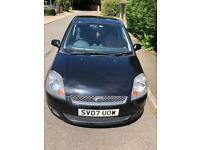 Very low mileage 2007 Ford Fiesta 1.25 in great condition for sale.