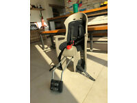HAMAX Siesta Child Bike Seat (reclining)
