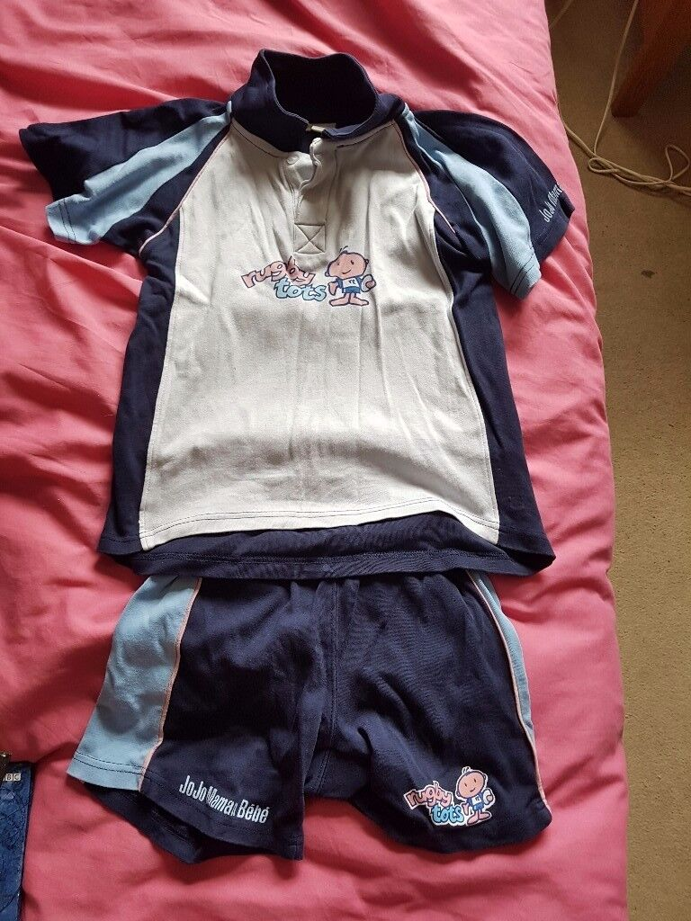 Rugby tots 5-6 yrs