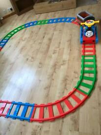 Thomas the tank engine 'sit & ride'
