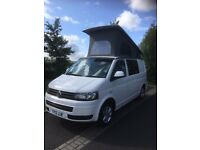 VW Campervan - T5.1 sleeps 4 - all major expensive conversion work done; blank canvas for mod