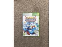 Sonic allstars