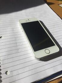 iPhone 5S - 16GB - White - NEW SCREEN
