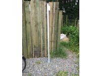 Roller blind kit 180 cm