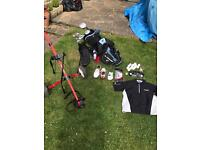 Junior golf set