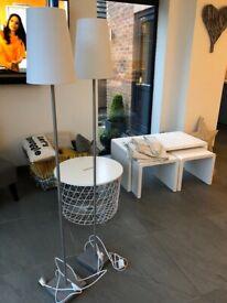 Floor lamps (2)