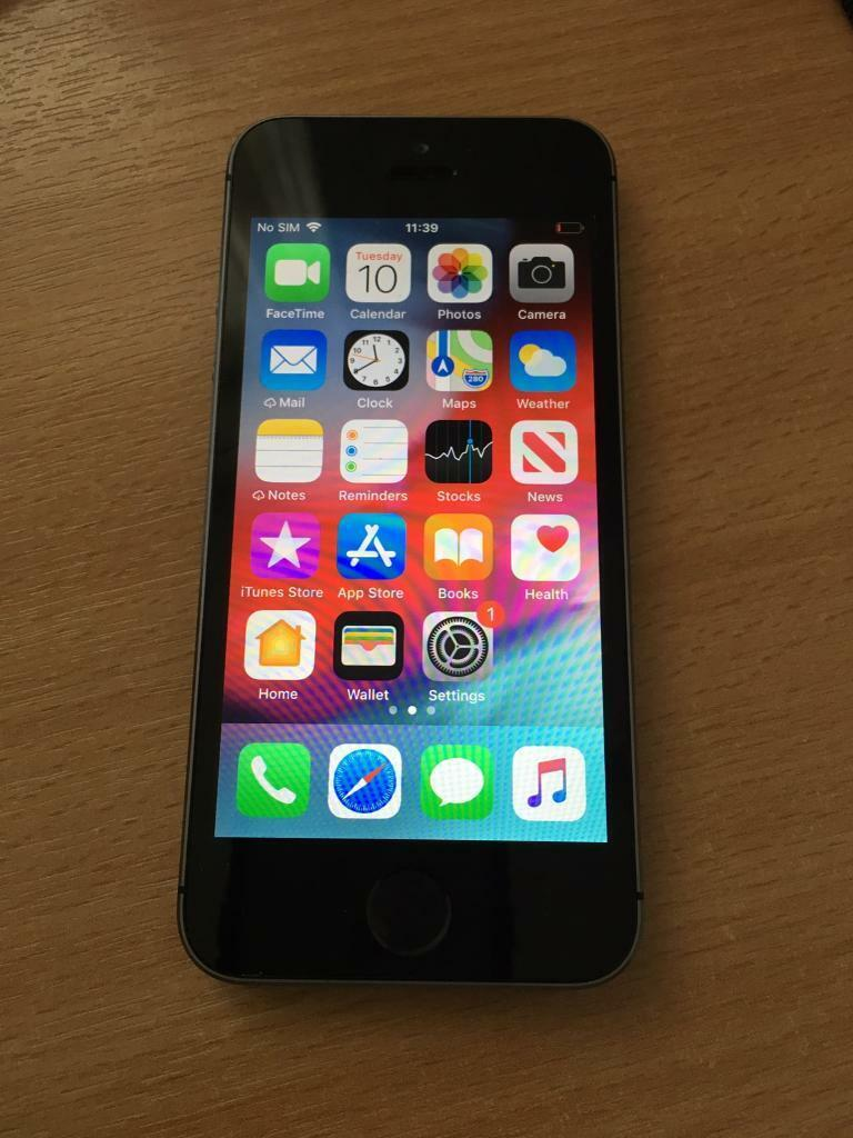 iPhone 5s (EE) | in Luton, Bedfordshire | Gumtree