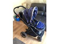 Babystyle Oyster 2 pushchair