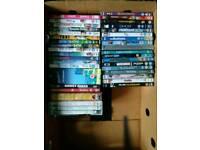 23 good title dvds plus 3 box sets