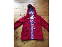 M&S winter coat, aged 4-5years